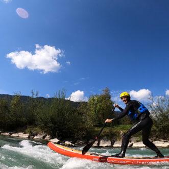 Dein Start ins Wildwasser: Warum das auch ohne SUP Vorkenntnisse geht