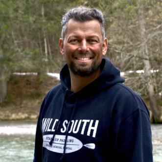 Marco Loose: Autor, SUP Wildwasser Guide & Instruktor